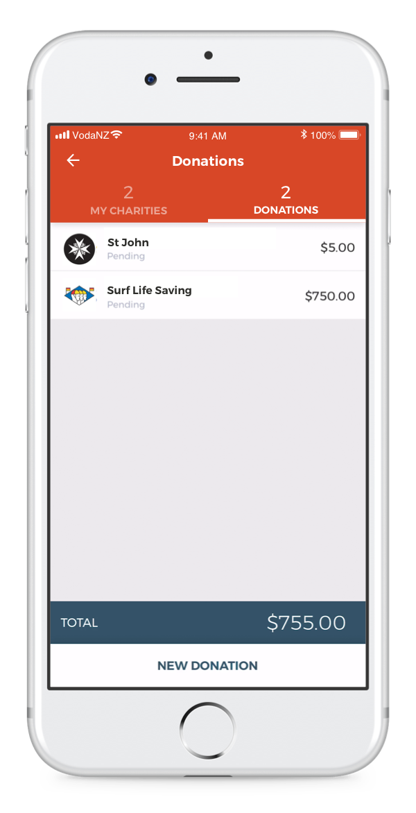 Manage Donations
